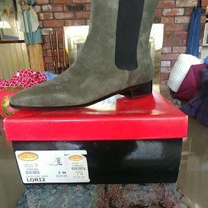 Brand New Talbots boots.